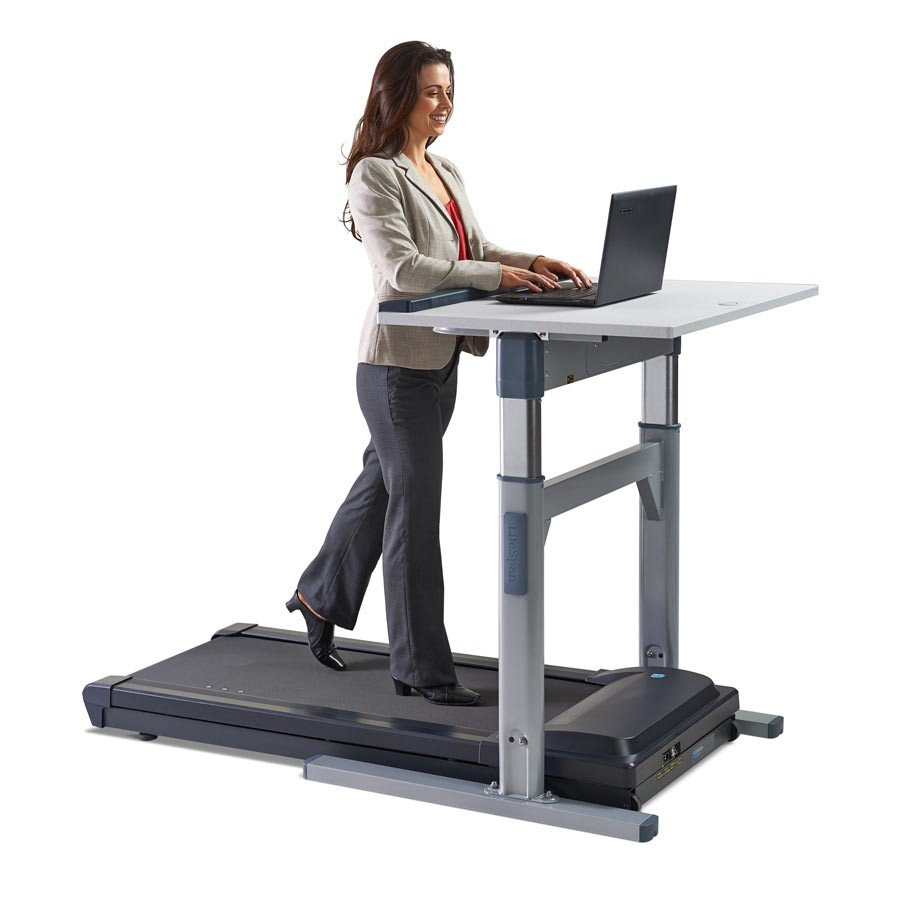 TR5000DT7 Treadmill Desk  Workplace Partners