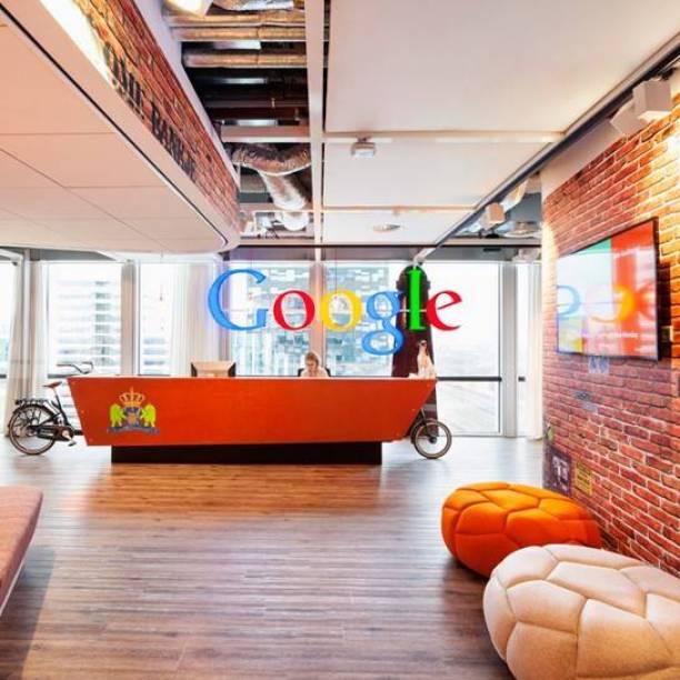 Image result for गूगल ऑफिस