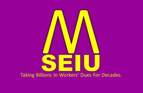 SEIU Taking Billions In Workers' Dues For Decades