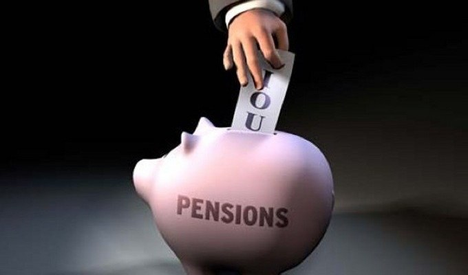 New Jersey's Public Employee Pensions Are Massively Underfunded. Here's Why...