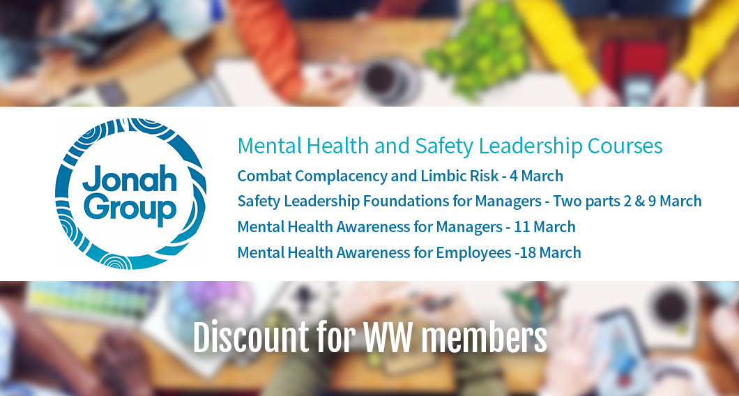 Mental Health and Safety Leadership Courses