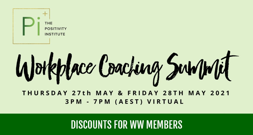 Workplaces Coaching Summit