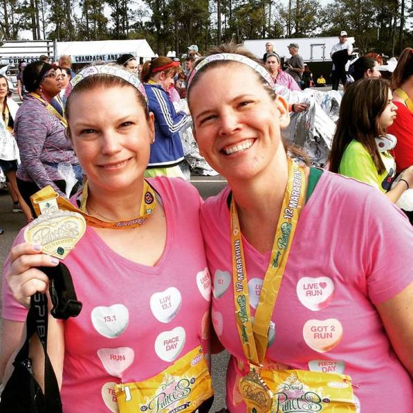 Princess Half Marathon Years Later