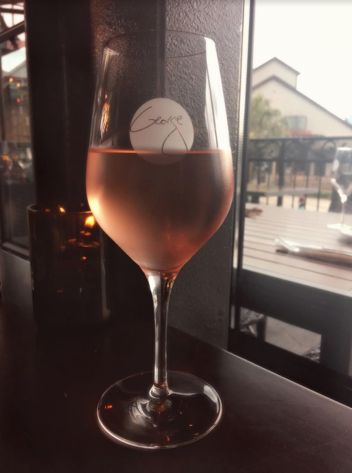 Adulting at Disney:  Wine Bar George