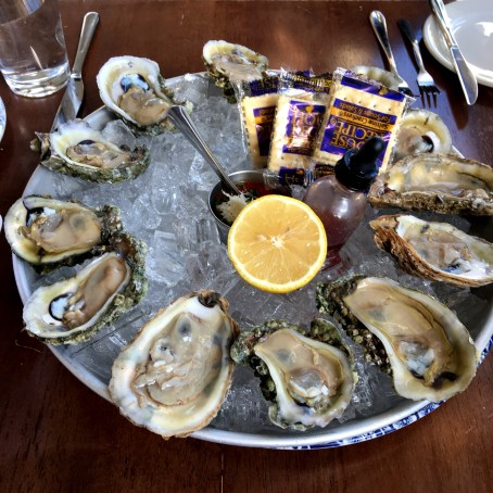 Preserved Oysters