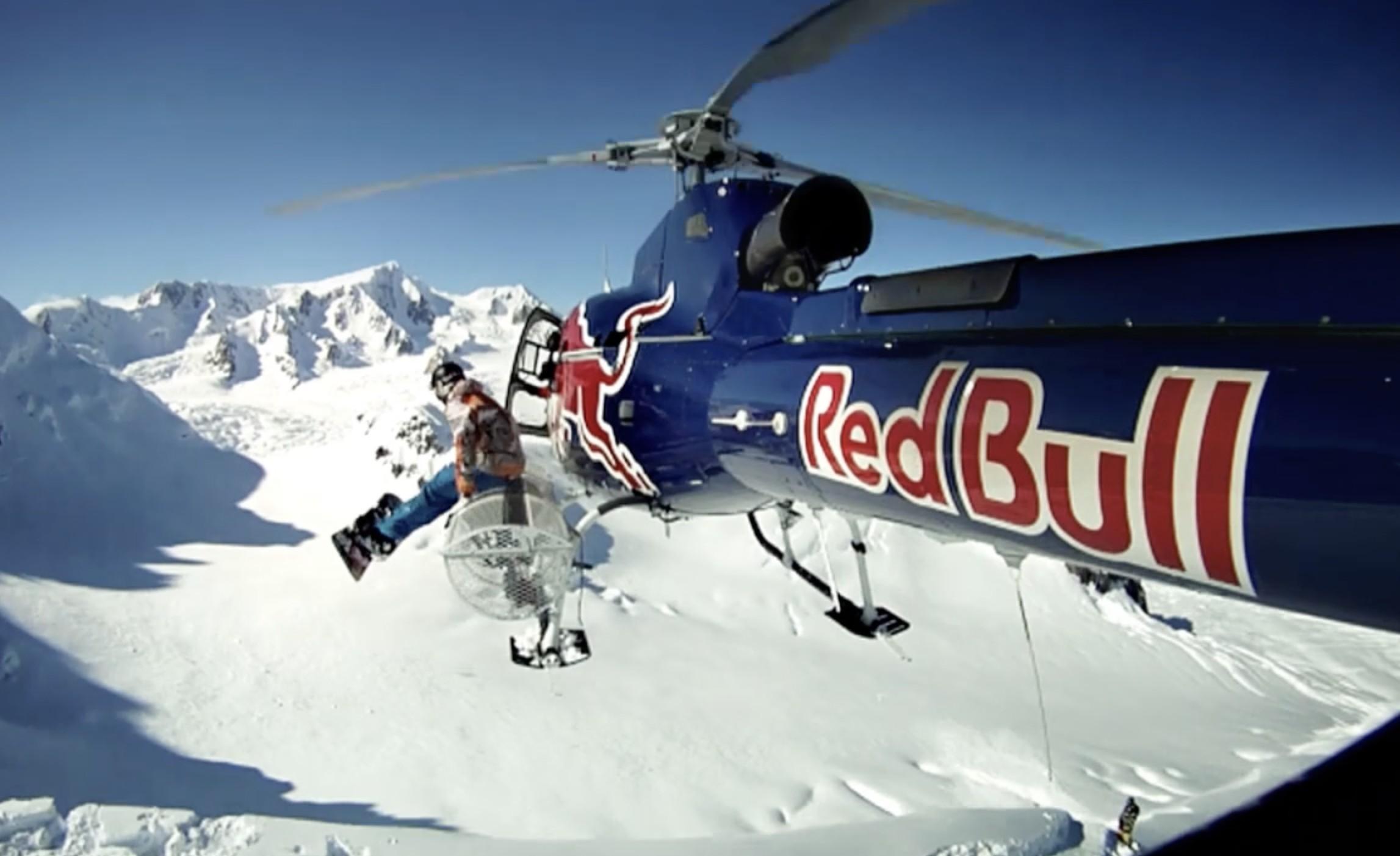 World of Red Bull