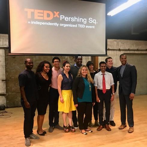TEDx Pershing Square