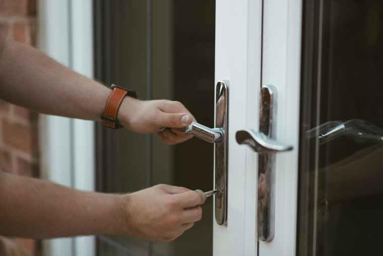 care is opening the door