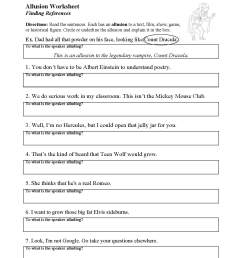 Circle Simile Worksheet   Printable Worksheets and Activities for Teachers [ 1717 x 1326 Pixel ]