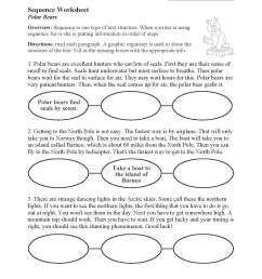 Text Structure Worksheets   Free for Primary Grades [ 1761 x 1369 Pixel ]