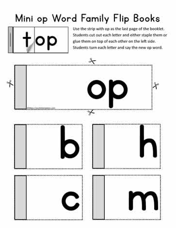 Flip Image In Word : image, Family, Worksheets