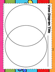 Story Graphic Organizers Worksheets