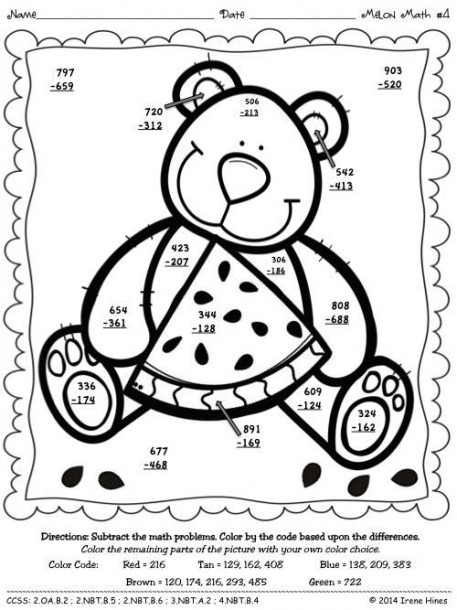 Addition And Subtraction With Regrouping Fun Worksheets