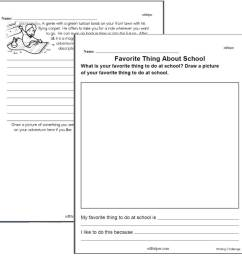Writing Worksheets for Creative Kids   Free PDF Printables   edHelper.com [ 900 x 900 Pixel ]