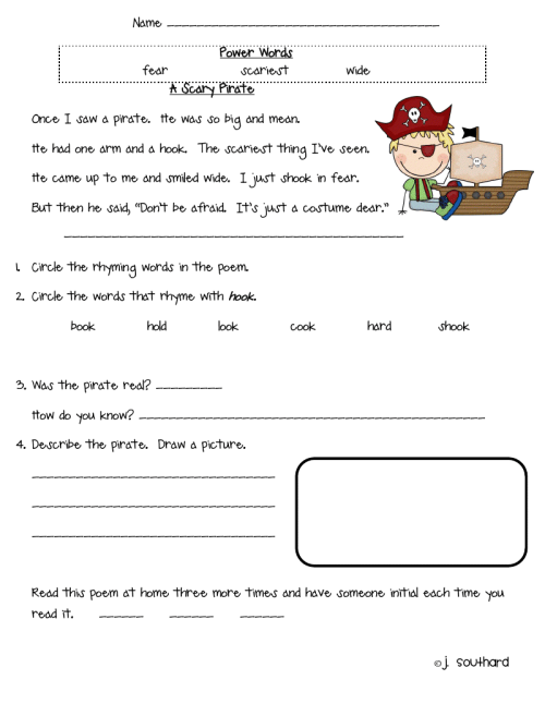 small resolution of 17 Best 2nd Grade Rhyming Worksheets images on Worksheets Ideas