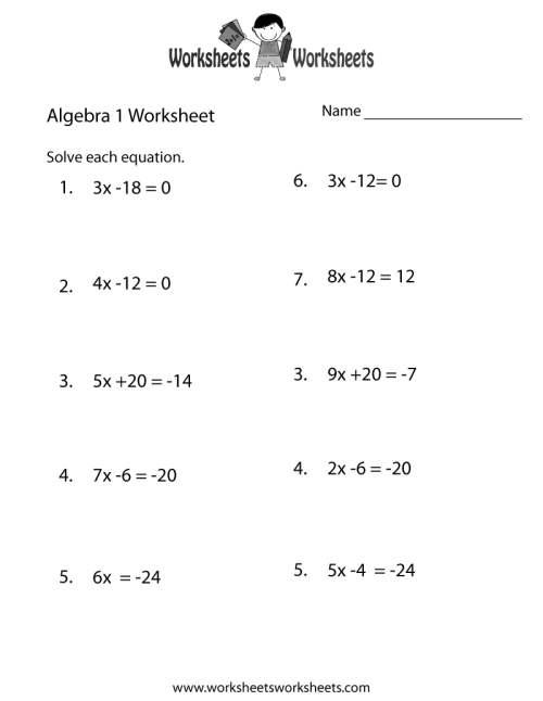 small resolution of 19 Best 7th Grade Algebra Worksheets images on Worksheets Ideas