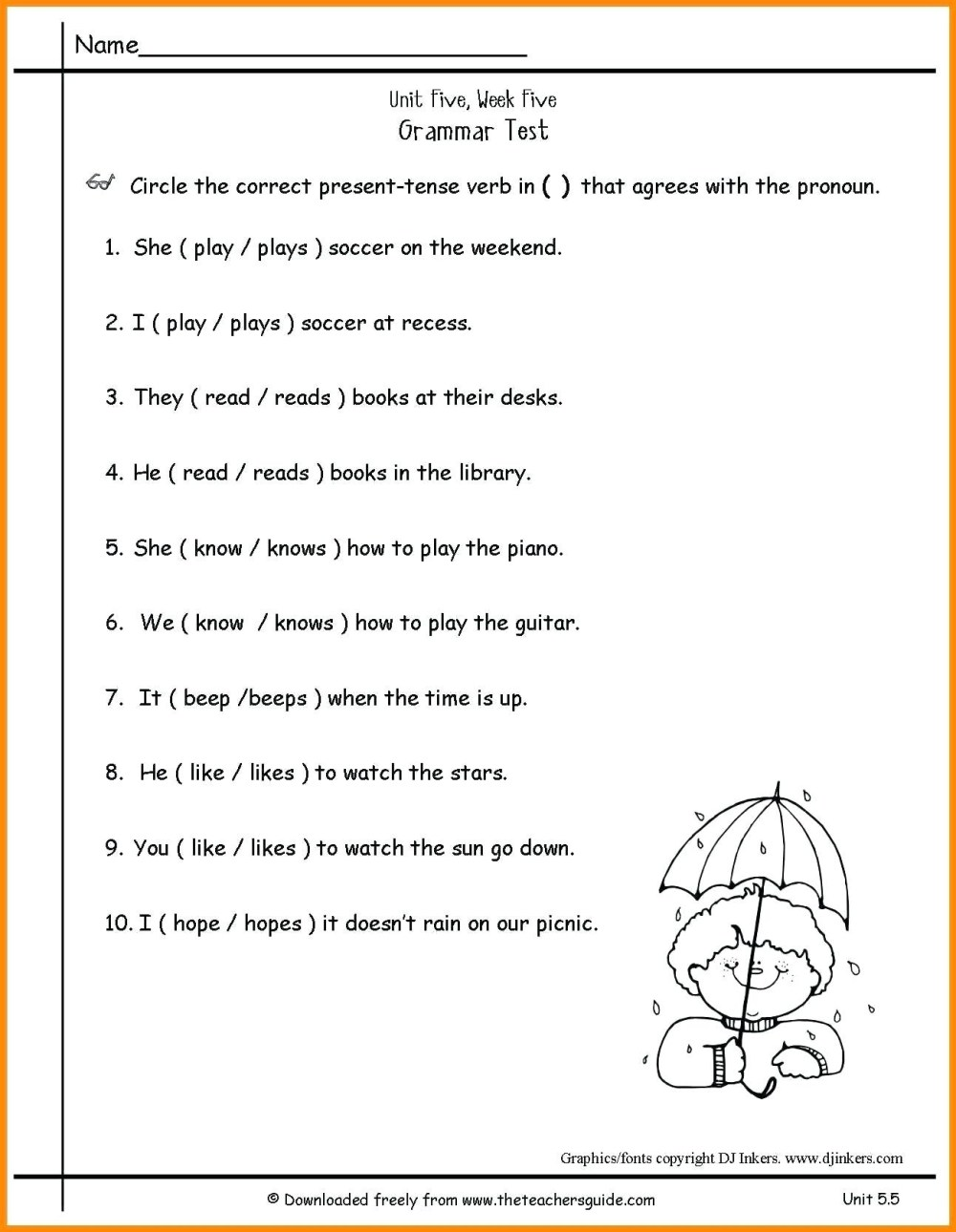 medium resolution of It Pronoun Worksheet   Printable Worksheets and Activities for Teachers