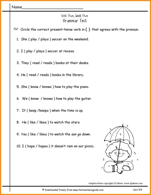 small resolution of It Pronoun Worksheet   Printable Worksheets and Activities for Teachers