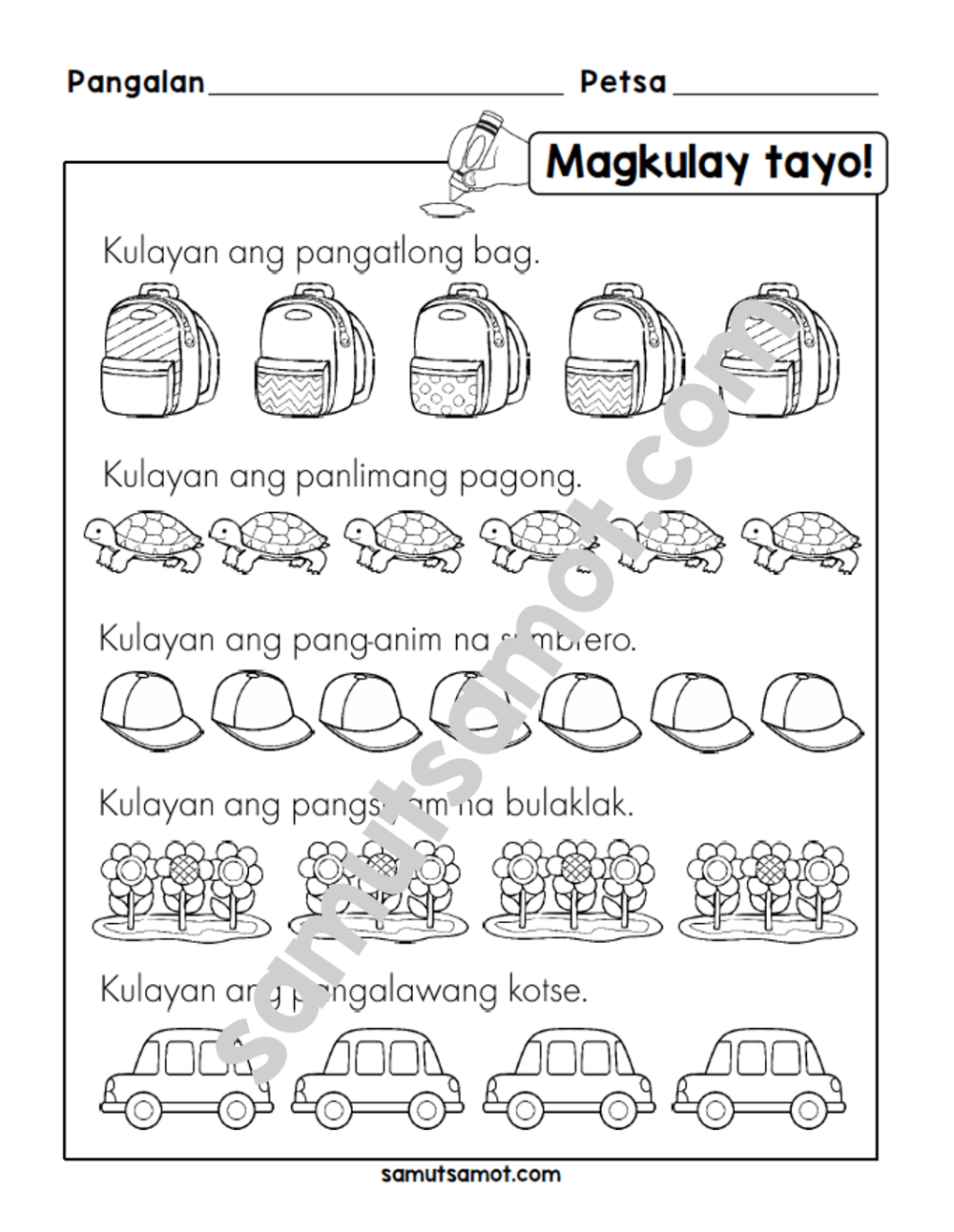 medium resolution of 19 Best Tagalog Worksheets images on Worksheets Ideas
