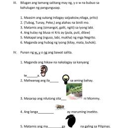19 Best Tagalog Worksheets images on Worksheets Ideas [ 1079 x 763 Pixel ]