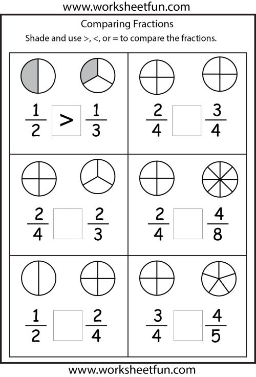 small resolution of 18 Best Second Grade Fraction Worksheets images on Worksheets Ideas
