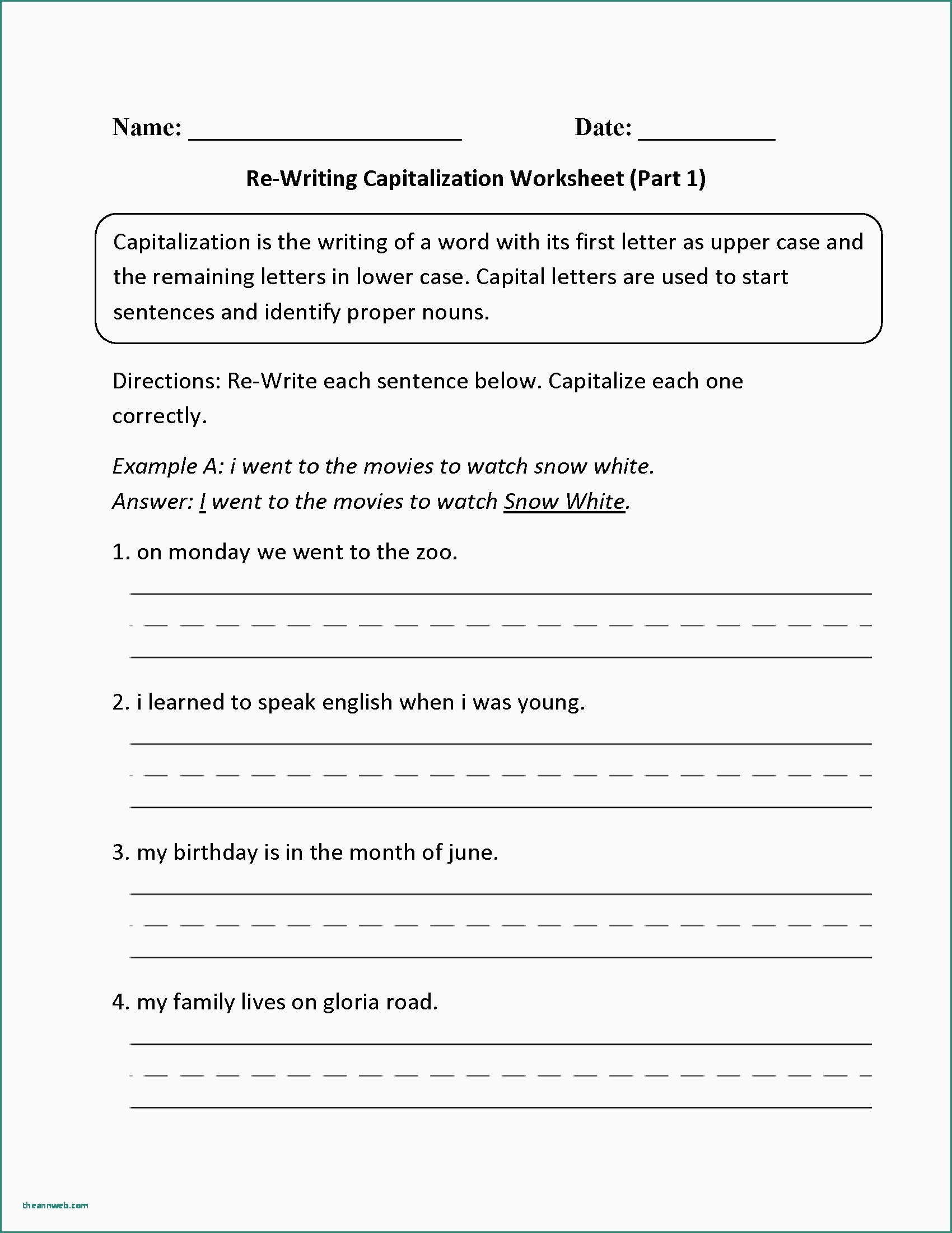 Free Number Writing Practice Worksheets On Lottylearnscom