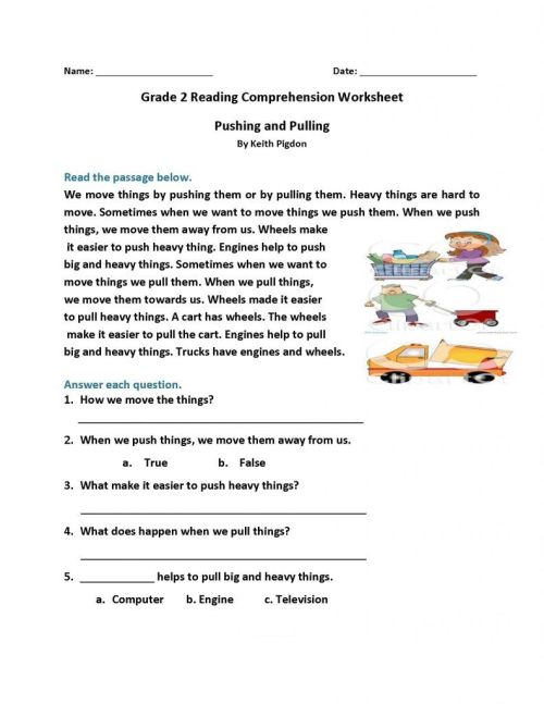 small resolution of 12 Best Short Story Reading Comprehension Worksheets images on Worksheets  Ideas
