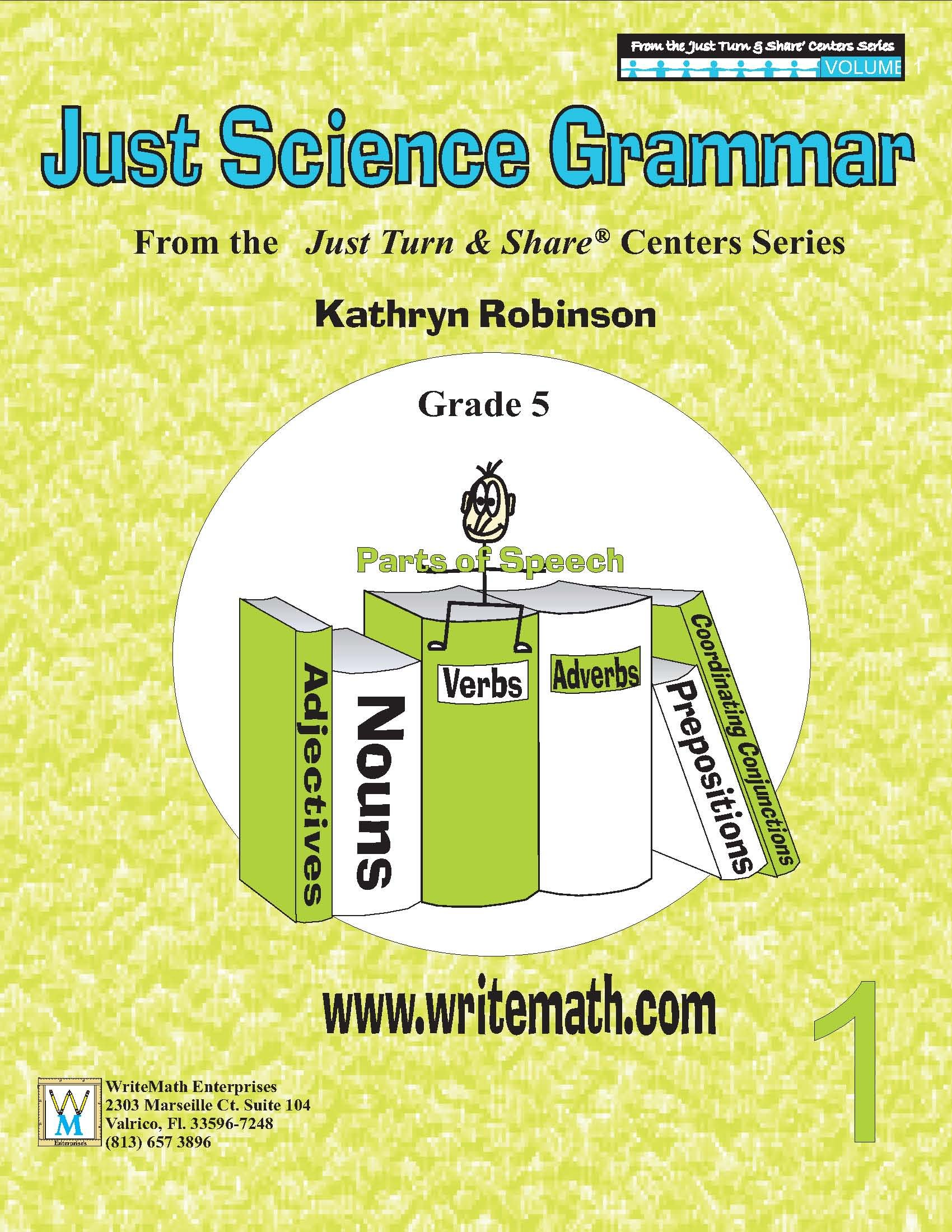hight resolution of Grammar Science Worksheets - 5th Grade (just Turn And Share on Worksheets  Ideas 185