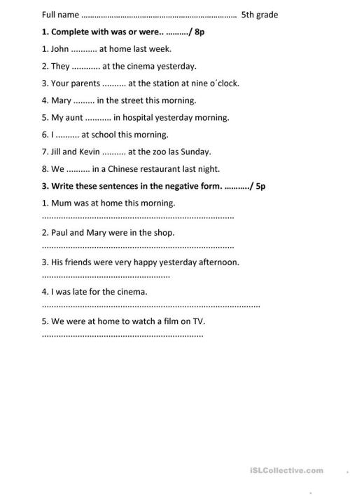 small resolution of 21 Best Grammar Worksheets For 5th Graders images on Worksheets Ideas