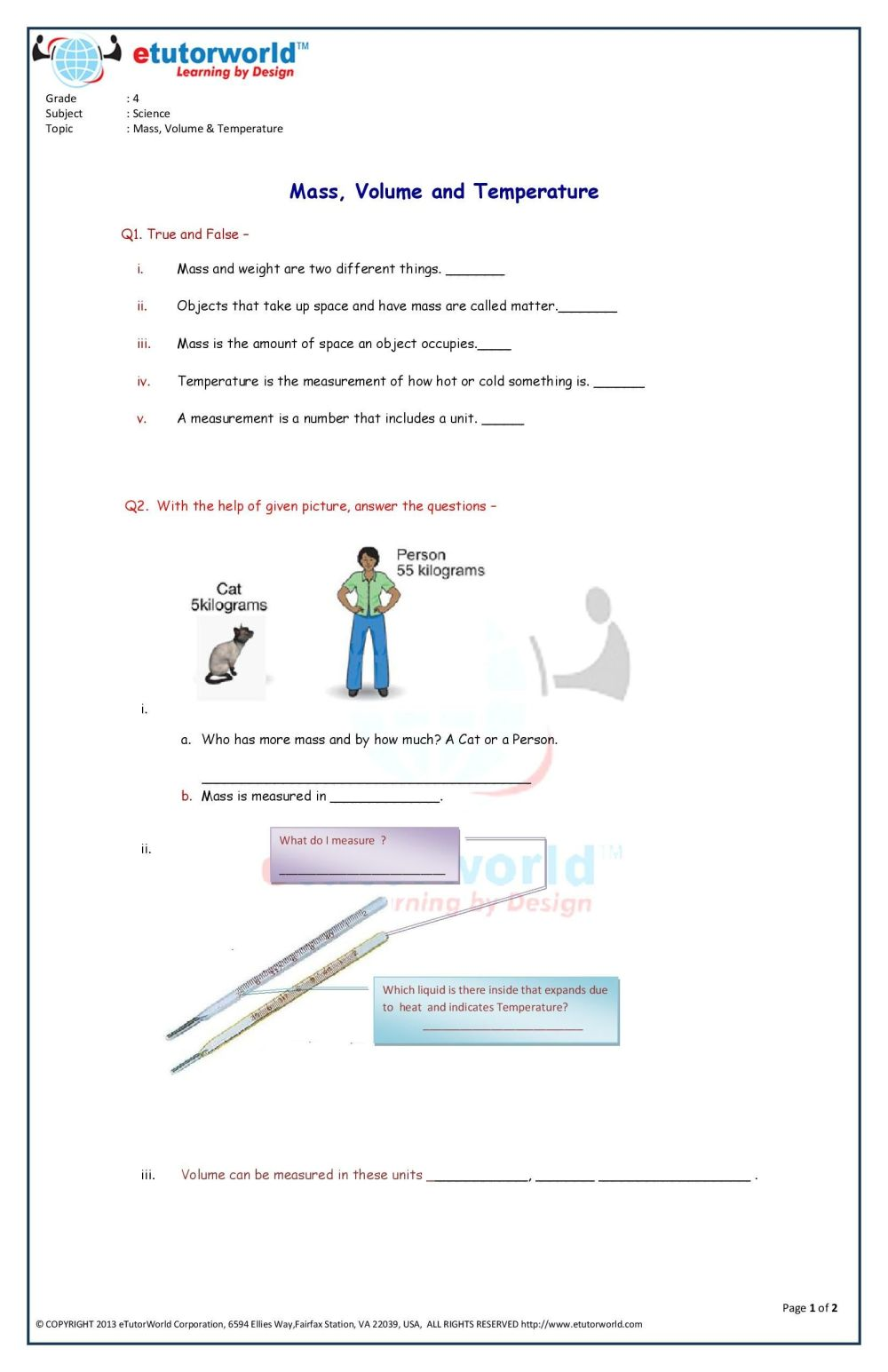 medium resolution of Pin By Etutorworld Inc On Grade 4 Science Worksheets on Worksheets Ideas  8250