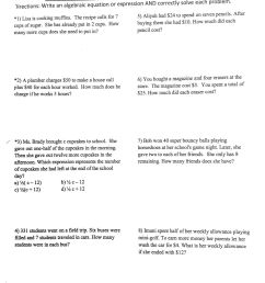 Multi Step Word Problems Grade 5 Worksheets 4th Grade   Word on Worksheets  Ideas 9281 [ 1920 x 1434 Pixel ]