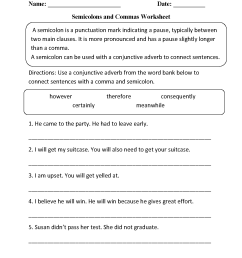 24 Best 5th Grade Puncuation Worksheets images on Worksheets Ideas [ 1662 x 1275 Pixel ]