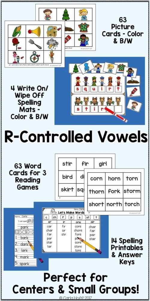 small resolution of 21 Best R Controlled Worksheets 1st Grade images on Worksheets Ideas