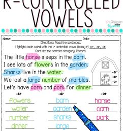 18 Best Ar Word Family Worksheets images on Worksheets Ideas [ 2249 x 1499 Pixel ]