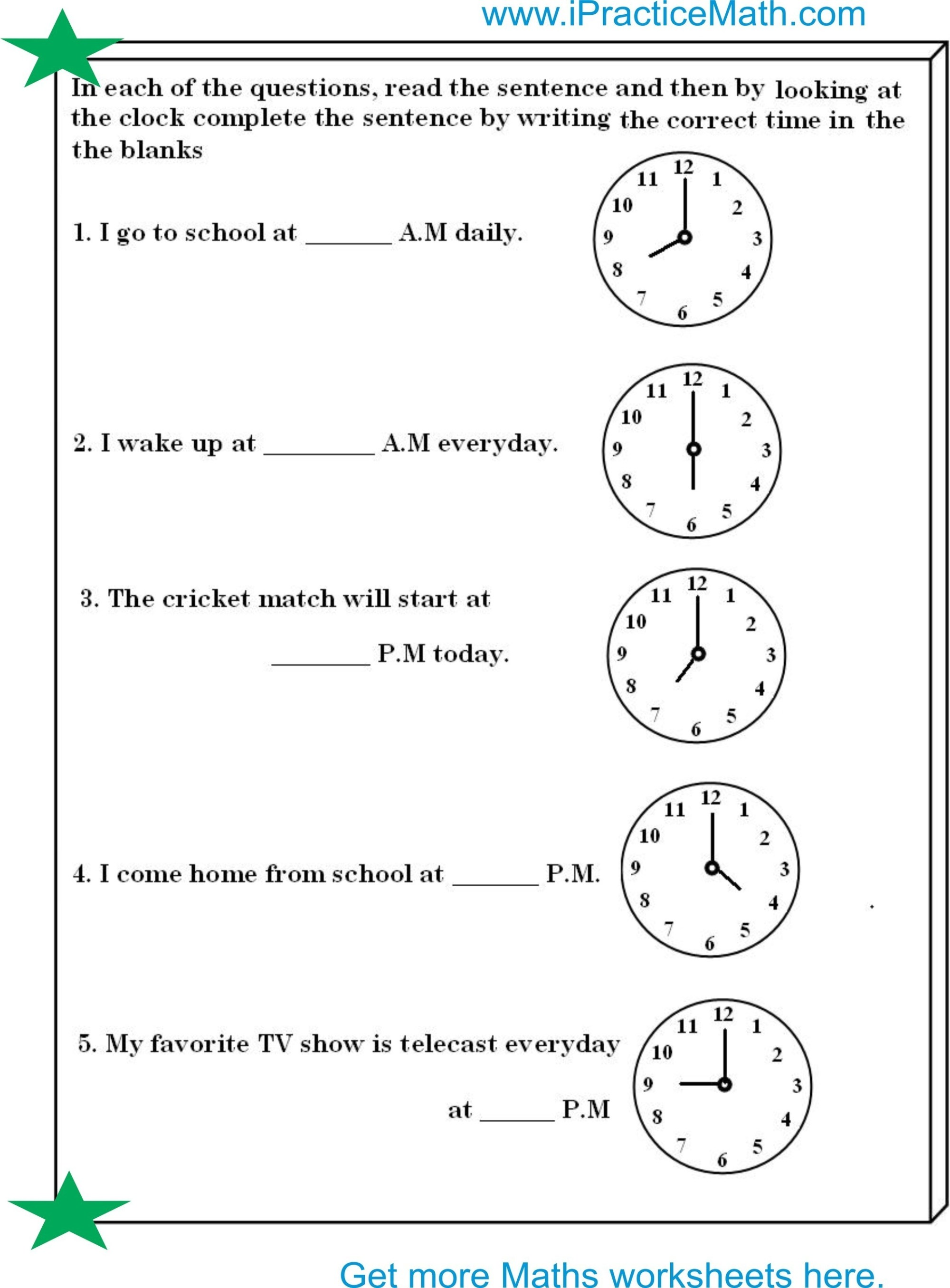 hight resolution of 22 Best Clock Worksheets Grade 2 images on Worksheets Ideas