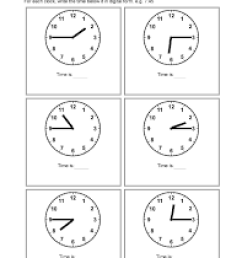 22 Best Clock Worksheets Grade 2 images on Worksheets Ideas [ 1650 x 1275 Pixel ]