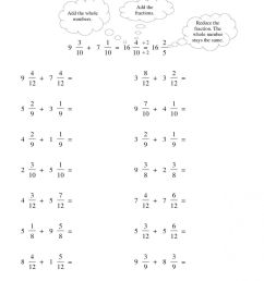 3 Worksheet Free Math Worksheets Third Grade 3 Fractions And on Worksheets  Ideas 9658 [ 1811 x 1400 Pixel ]