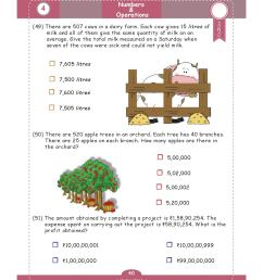 Genius Kids Worksheets For Class 5 (5th Grade) on Worksheets Ideas 5069 [ 1372 x 1060 Pixel ]