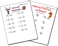 Create Your Own Math Worksheet