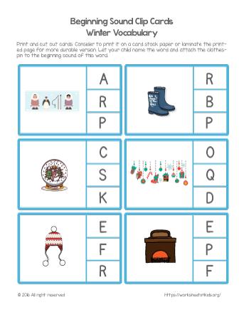 christmas free printable worksheets