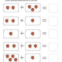 Addition Practice Worksheets First Grade - {Download ...