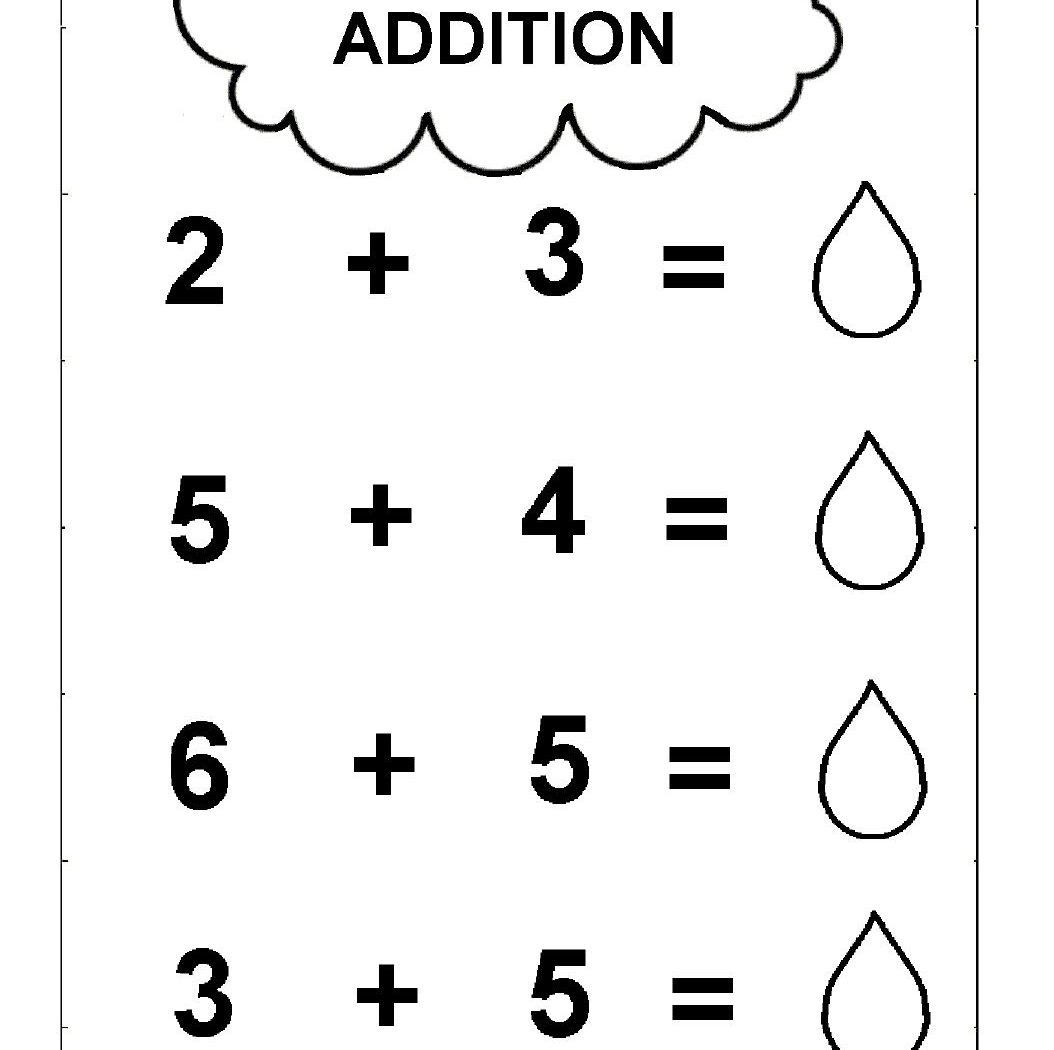 Free Printable Repeated Addition Worksheets For Kids Download