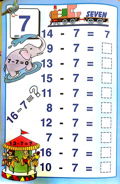 Download Free Printable Printable Subtraction Worksheets For Kids