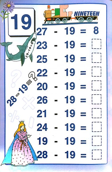 Download Free Printable Free Subtraction Worksheets For Kids