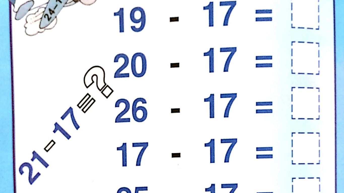 Download Free Printable 2 Digit Subtraction Worksheets For Kids