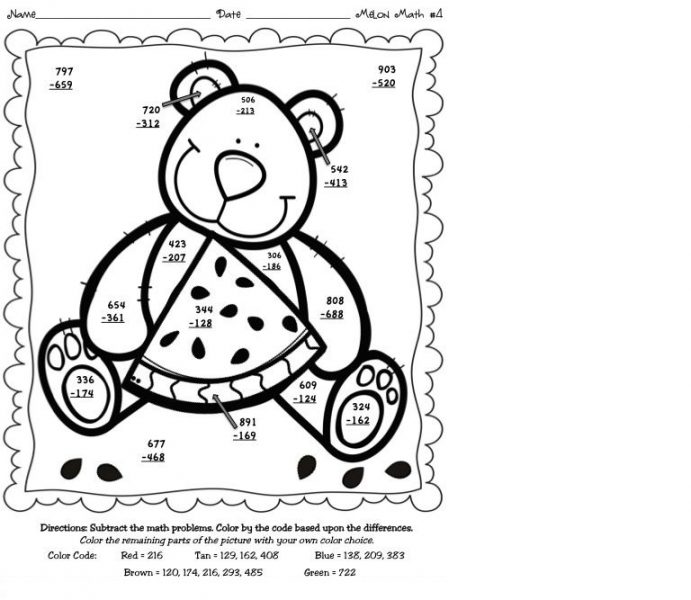 2 DIGIT ADDITION WITH REGROUPING COLORING WORKSHEETS