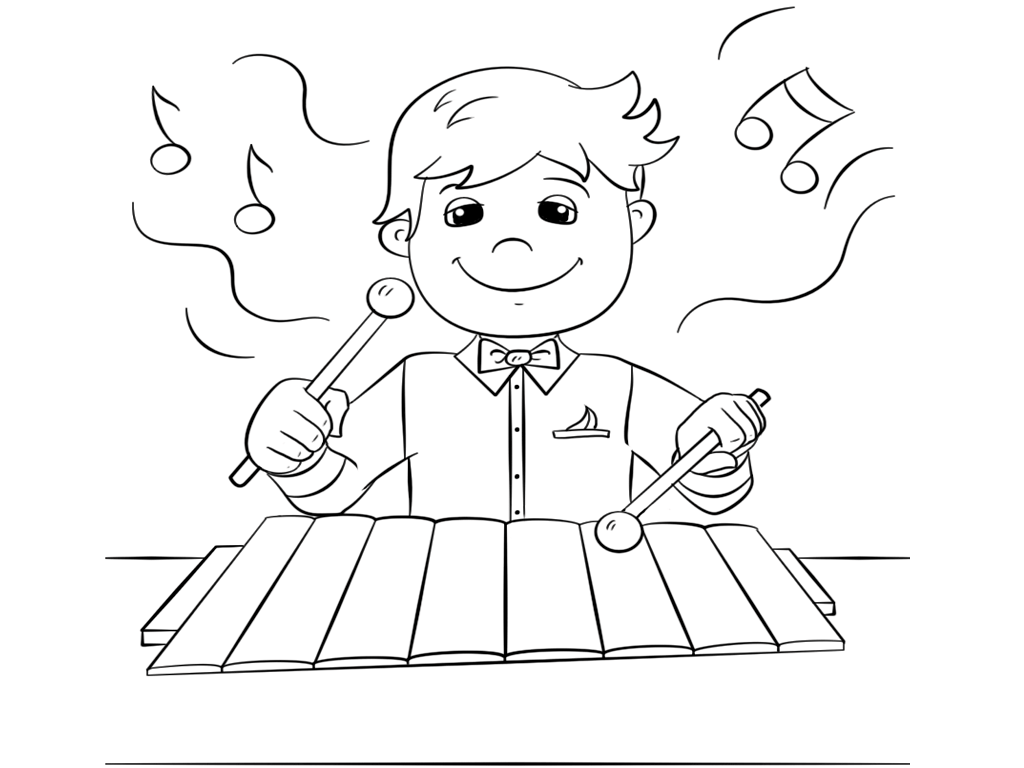 Person Coloring Pages