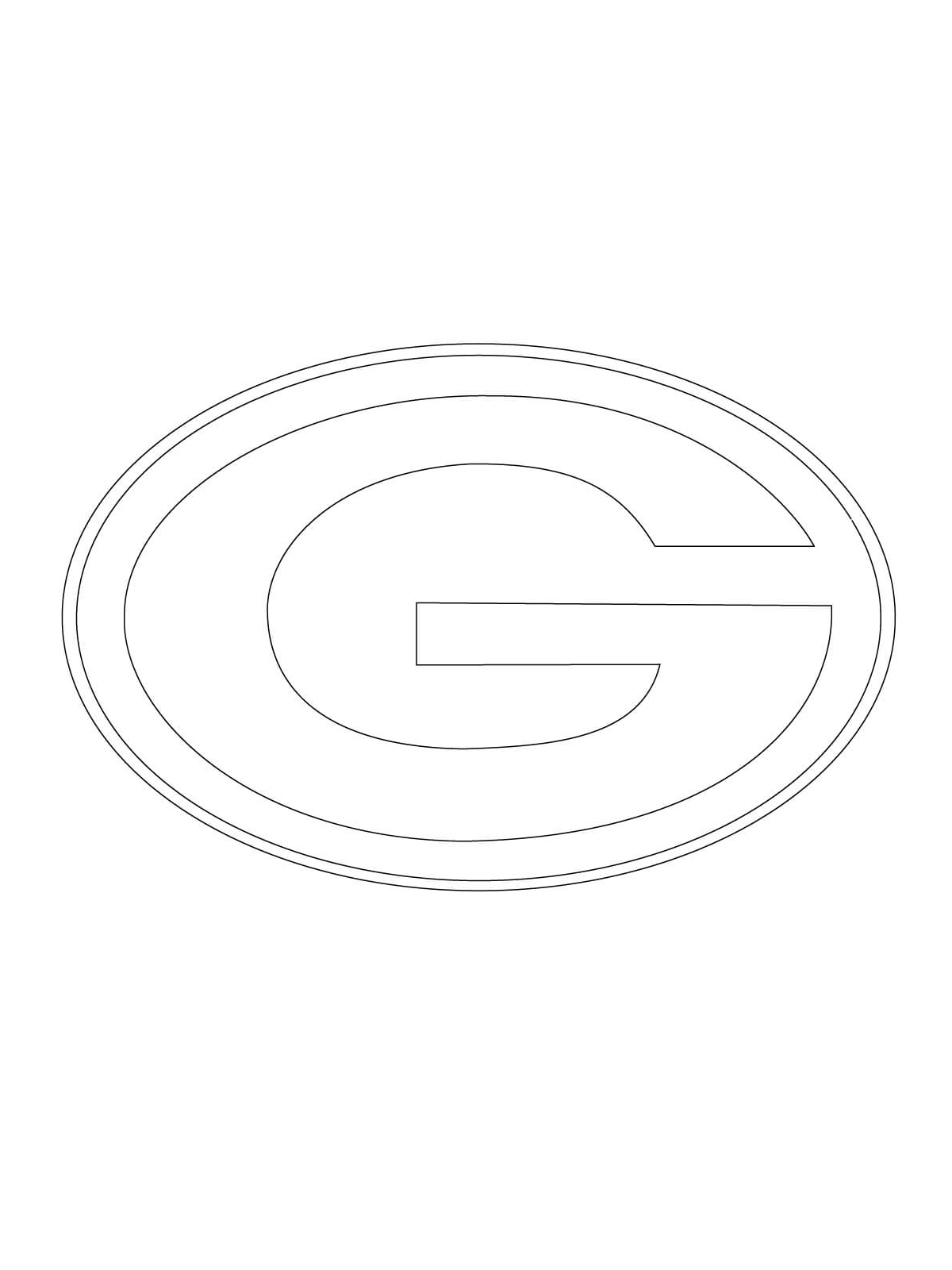 Minnesota Vikings Logo Coloring Page
