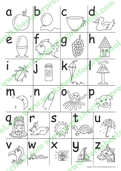 Alphabet Worksheet For 3 And 4 Year Olds : A Preschool Worksheet 001 Png  612 792 3 Year Old Preschool Learning Worksheets Preschool Worksheets -  Include Letters Into Their Everyday Play And