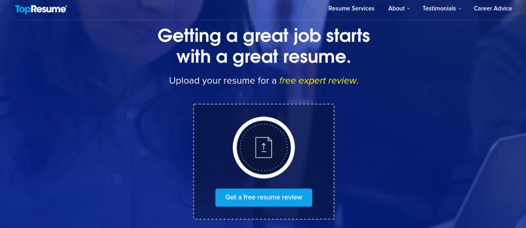 TopResume - Resume Editing Service